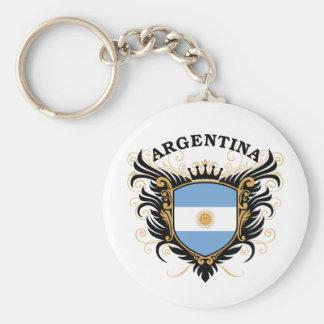 Argentina Key Ring