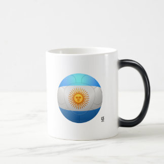 Argentina  - La Albiceleste Football Magic Mug