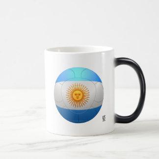 Argentina  - La Albiceleste Football Morphing Mug