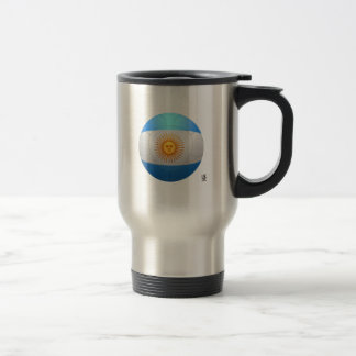 Argentina  - La Albiceleste Football Stainless Steel Travel Mug