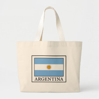 Argentina Large Tote Bag