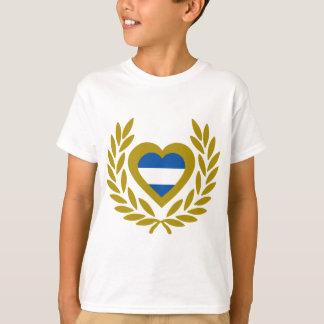 argentina-laurel-heart T-Shirt
