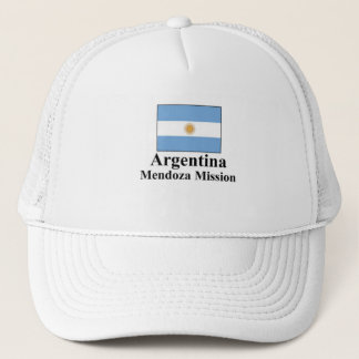 Argentina Mendoza Mission Hat
