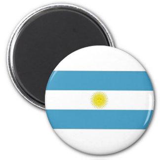 Argentina National Flag Magnet