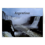 Argentina Note Card