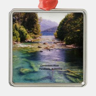 Argentina, Patagonia fine art ornament