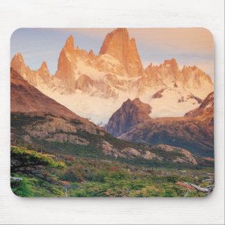 Argentina, Patagonia, Los Glaciares National Park Mouse Mat