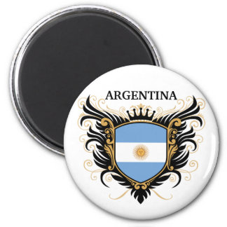 Argentina [personalize] magnet