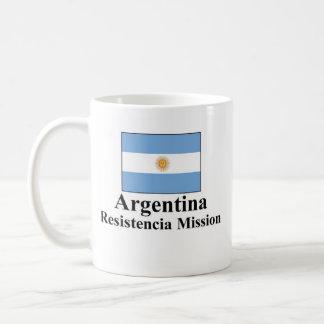 Argentina Resistencia Mission Mug