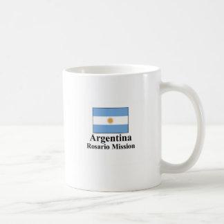 Argentina Rosario Mission Mug
