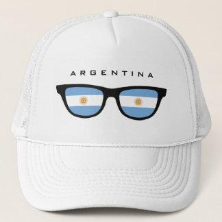 Argentina Shades custom hat