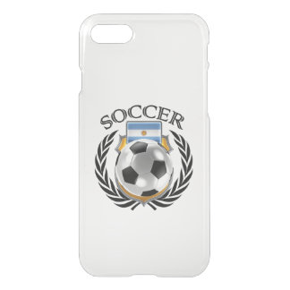 Argentina Soccer 2016 Fan Gear iPhone 7 Case