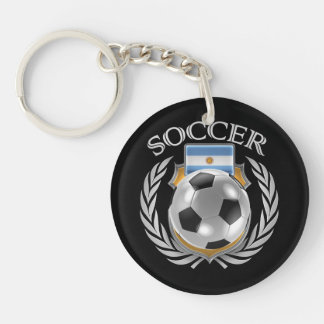 Argentina Soccer 2016 Fan Gear Key Ring