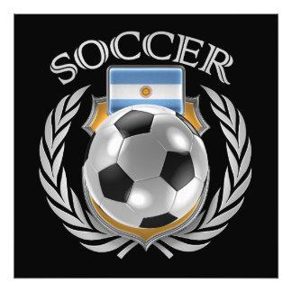 Argentina Soccer 2016 Fan Gear Photo Art