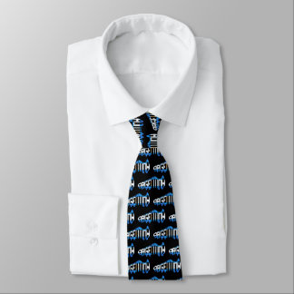 Argentina Soccer Flag Cleat Tie