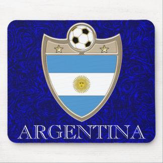 Argentina Soccer Mouse Mat