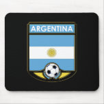 Argentina Soccer Mousemats