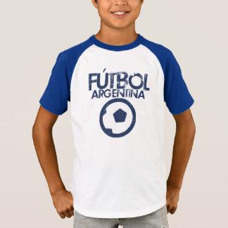 Argentina Soccer Retro T-Shirt