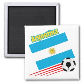 Argentina Soccer Team Refrigerator Magnets