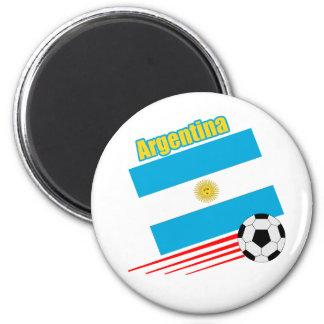 Argentina Soccer Team Magnets