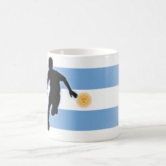 Argentina Striker 3 Coffee Mug