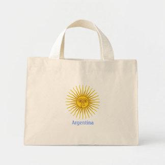Argentina Sun, Argentina Mini Tote Bag