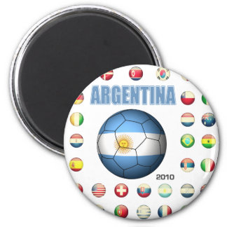 Argentina t-Shirt D7 Magnet