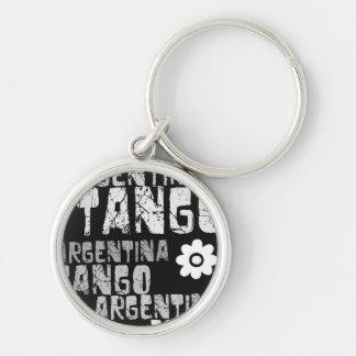 Argentina Tango Key Ring