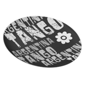 Argentina Tango Plate