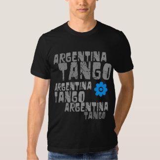 Argentina Tango Tee Shirts