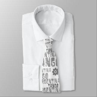 Argentina Tango Tie