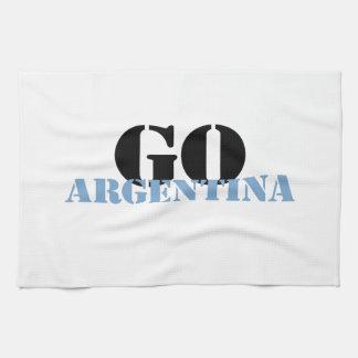 Argentina Tea Towel