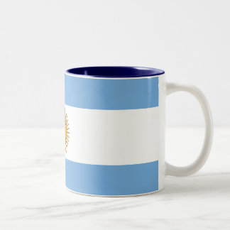 Argentina Two-Tone Coffee Mug