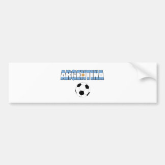 Argentina World Cup 2010 Bumper Sticker