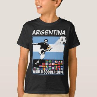 Argentina World Soccer 2010 T-Shirt