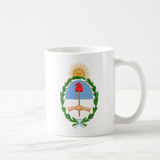 Argentina's Coat of Arms Mug