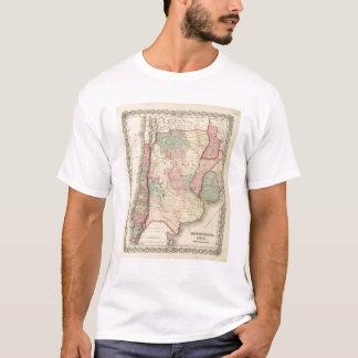 Argentine Republic, Chili, Uruguay and Paraguay T-Shirt