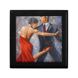 Argentine tango gift box