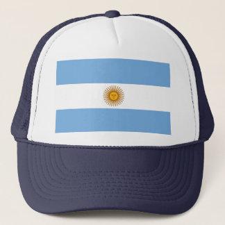 Argentinean Flag Trucker Hat