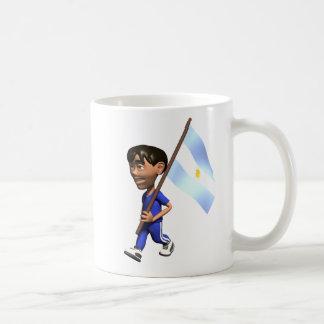 Argentinian Boy Mug