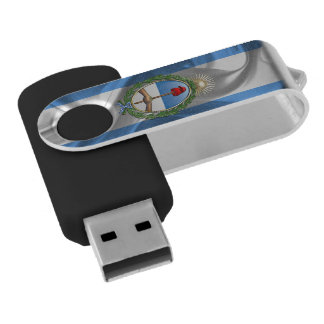 Argentinian Coat of arms USB Flash Drive
