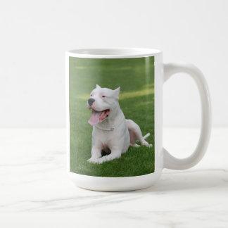 Argentinian Dog mug