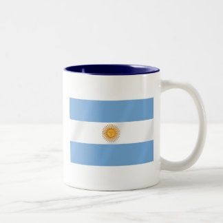 Argentinian flag of Argentina Albicelestes Gifts Coffee Mug