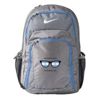 Argentinian Shades custom backpacks