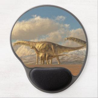 Argentinosaurus Gel Mousepad