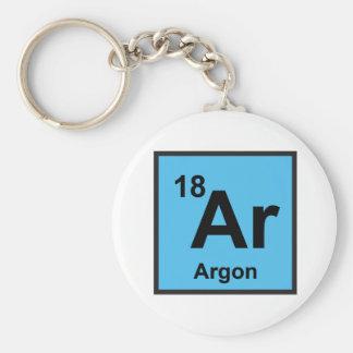 Argon Keychain