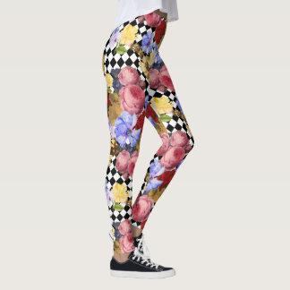 Argos Floral Leggings
