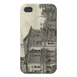 Arguello residence iPhone 4 case