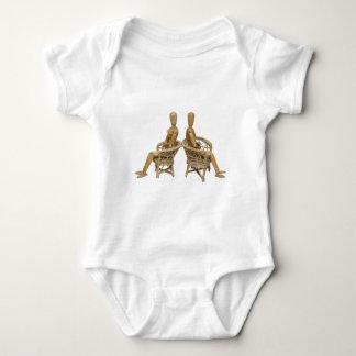 ArguementBetween061809 Baby Bodysuit