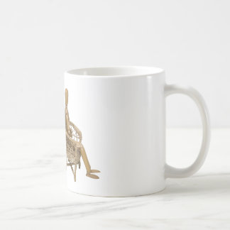 ArguementBetween061809 Basic White Mug